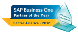 SAP Business One partner of the year