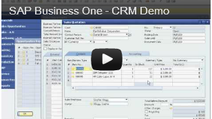 SAP Business One CRM Introduction