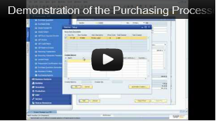 SAP Business One Purchasing Video
