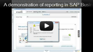 SAP Business One Reporting Demo